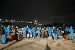 Kemlu RI pulangkan 13 ABK yang tertahan di Vietnam sejak 2020